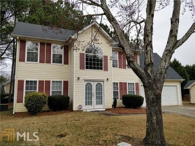 Snellville Single Family Home Under Contract: 4518 Score Ct