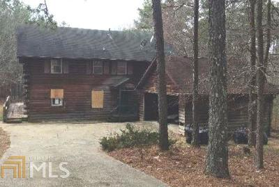 Acworth Single Family Home New: 959 Grist Mill Dr