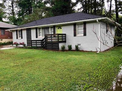 Belvedere Park Single Family Home New: 1696 Derrill Dr