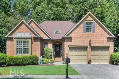 Suwanee, Duluth, Johns Creek Single Family Home New: 800 Lake Medlock Dr