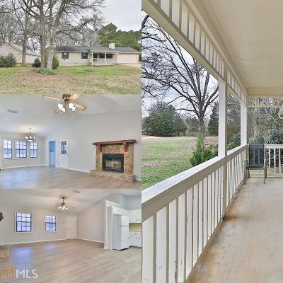 Loganville Single Family Home New: 5429 Waterport Dr