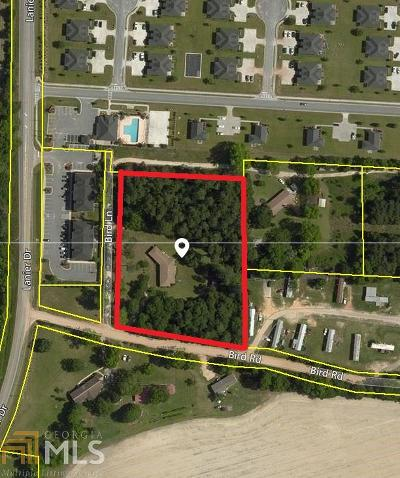 Statesboro Residential Lots & Land For Sale: 38 Bird Ln