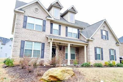 Loganville Single Family Home Under Contract: 653 Arbor Ridge