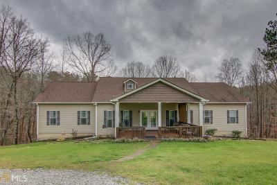 Mansfield Single Family Home For Sale: 2124 Jackson Lake Rd