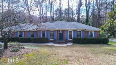 Snellville Single Family Home New: 2075 Oak Rd
