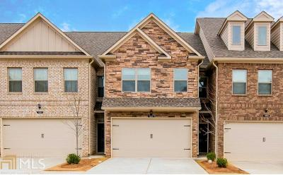 Johns Creek Condo/Townhouse Under Contract: 10659 Naramore Ln