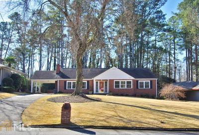 Atlanta Single Family Home For Sale: 1167 Citadel Dr