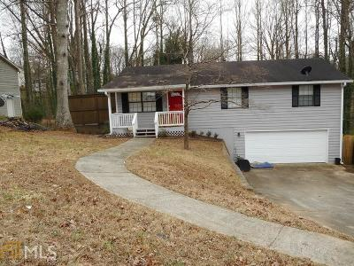 Marietta Single Family Home New: 1783 Silver Leaf Dr #50