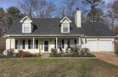 McDonough Single Family Home New: 310 Kaden Ct