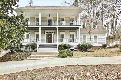 Peachtree City Single Family Home For Sale: 202 Woodland Dr