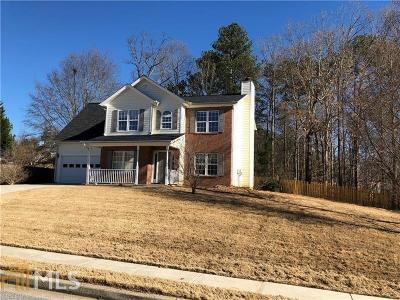Dacula Single Family Home New: 1821 Fort River Ct