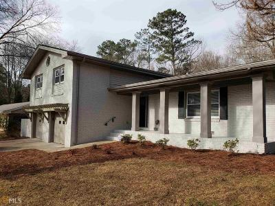 Dunwoody Single Family Home Under Contract: 2862 Sumac Dr