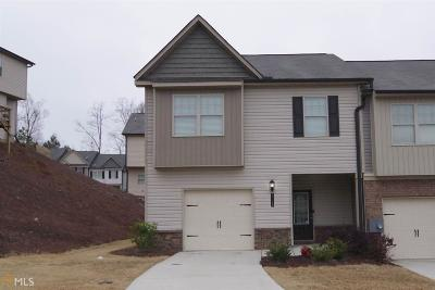 Winder Condo/Townhouse New: 1739 Snapping Ct