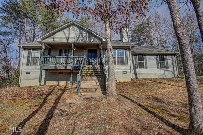 Blairsville Single Family Home New: 65 Fields Branch Rd