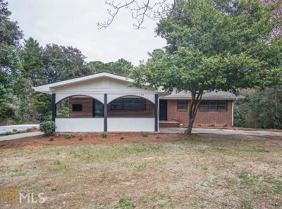 Winder Single Family Home For Sale: 153 Buena Vista St