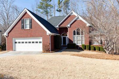 Grayson Single Family Home New: 2138 Cluster Ln