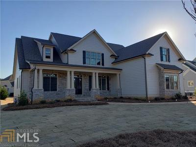 Cartersville Single Family Home New: 26 River Shoals Dr