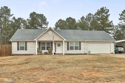 Senoia Single Family Home Under Contract: 183 Glazier Farms Dr