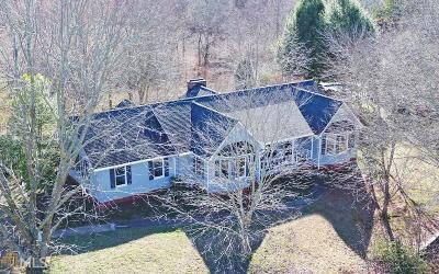 Clarkesville Single Family Home For Sale: 2165 Stonepile Rd