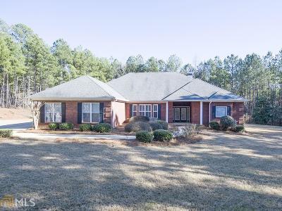 Locust Grove Single Family Home New: 2870 Peeksville Rd