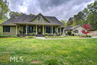 Ellijay Single Family Home For Sale: 96 Oak Ridge Ln