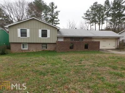 College Park Single Family Home Under Contract: 3860 Benchmark Dr