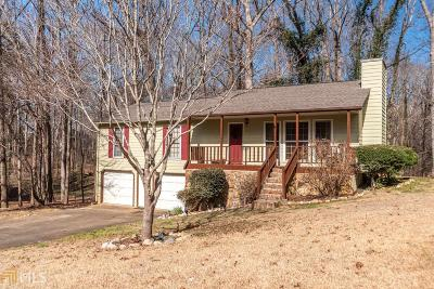 Acworth Single Family Home New: 2318 Westland Mill