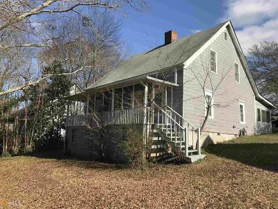 Porterdale Single Family Home For Sale: 13 South Broad St