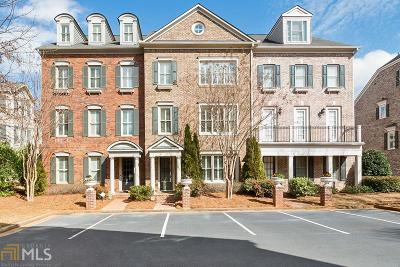 Alpharetta Single Family Home Under Contract: 1835 Adagio Dr