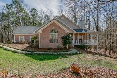 Loganville Single Family Home New: 6114 S Sharon Church Rd