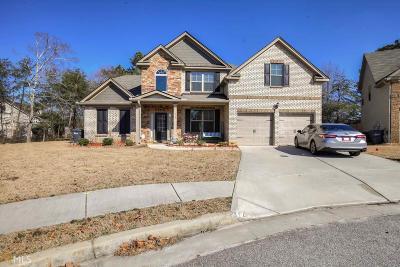 Loganville Single Family Home New: 217 Birchwood Dr