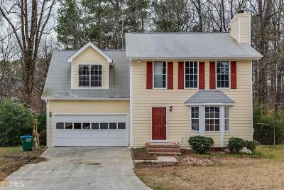 Lilburn Single Family Home Under Contract: 750 Harbins Cove Dr