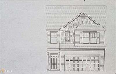 Newnan Single Family Home Under Contract: 122 Newnan Lakes Dr #3040