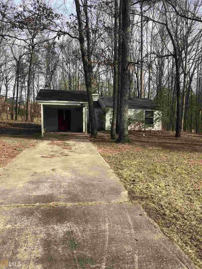Peachtree City GA Single Family Home Under Contract: $119,900