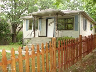 Scottdale Single Family Home Under Contract: 723 Milton