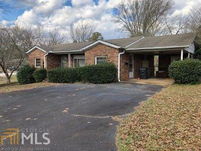 Roswell Single Family Home New: 320 E Crossville Rd