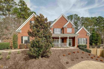 Buford Single Family Home New: 2610 White Rock Dr