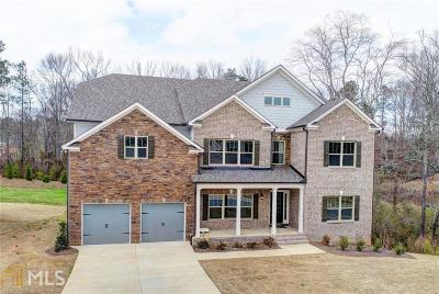 Forsyth County Single Family Home Under Contract: 4715 Columbia St