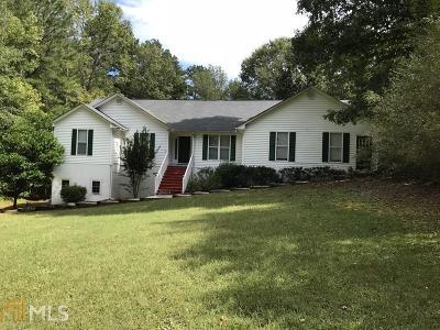 Monroe Single Family Home New: 3260 Stewart Lake