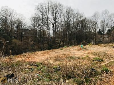 Marietta Residential Lots & Land New: 3450 Sierra Ridge Way