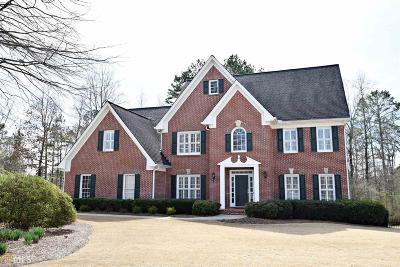 Milton Single Family Home New: 2125 Lake Grove Ln