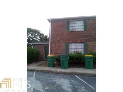 Clarkston Condo/Townhouse For Sale: 130 Plantation Cir