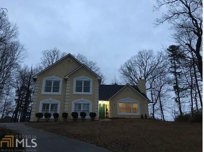 Barrow County, Forsyth County, Gwinnett County, Hall County, Newton County, Walton County Single Family Home For Sale: 3810 Quail Creek Dr