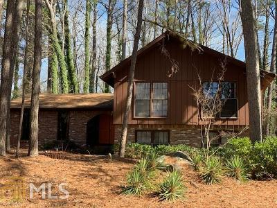 College Park Single Family Home Under Contract: 6430 Tahoe Dr