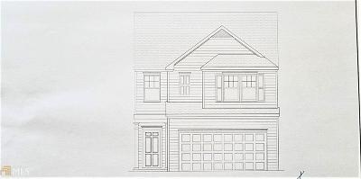 Newnan Single Family Home Under Contract: 226 Merritt Cir #3143