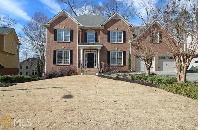 Acworth Single Family Home New: 2029 McLain Rd