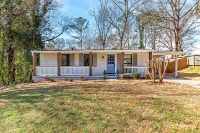 Smyrna Single Family Home Under Contract: 3544 SE Marcia Dr