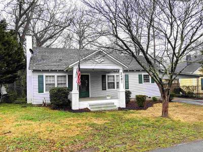 Covington Single Family Home Under Contract: 2151 Anderson Ave