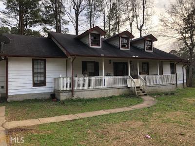 Newnan Single Family Home New: 80 Frances Shirey Way