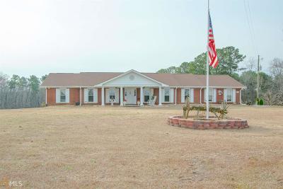 Loganville Single Family Home New: 4430 Atha Cir